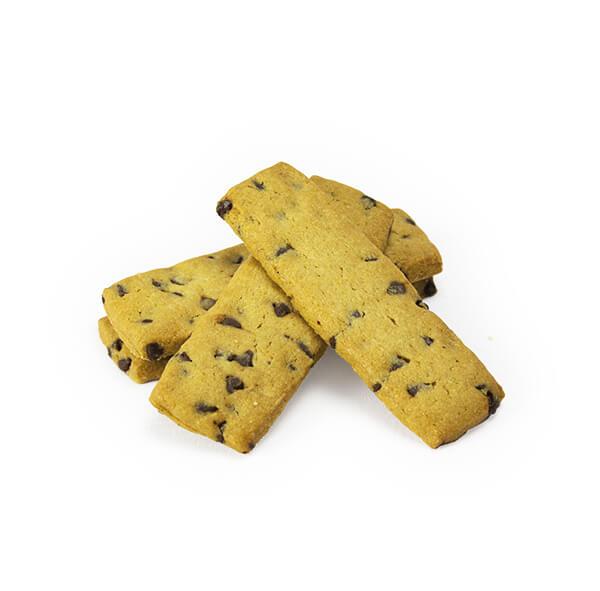 Biscotti gocce di cioccolato
