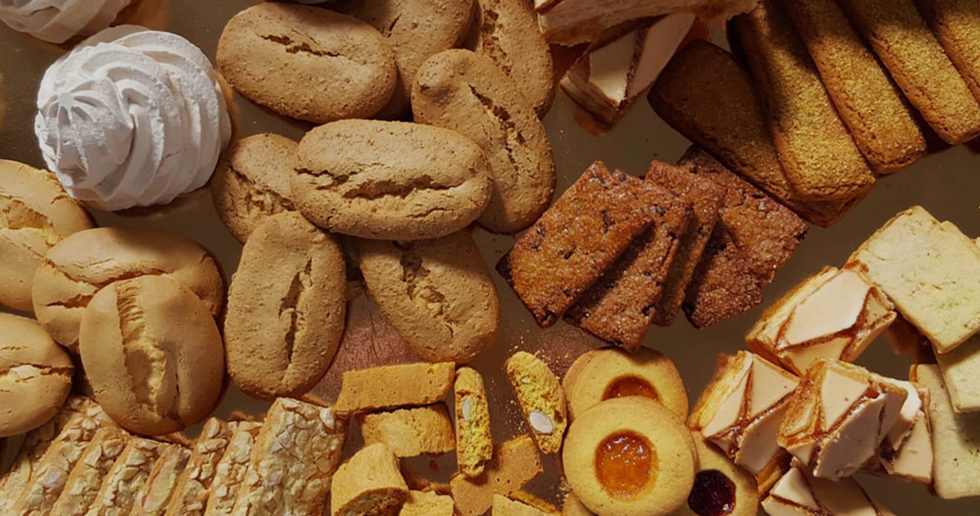 Biscotti artigianali Garlani