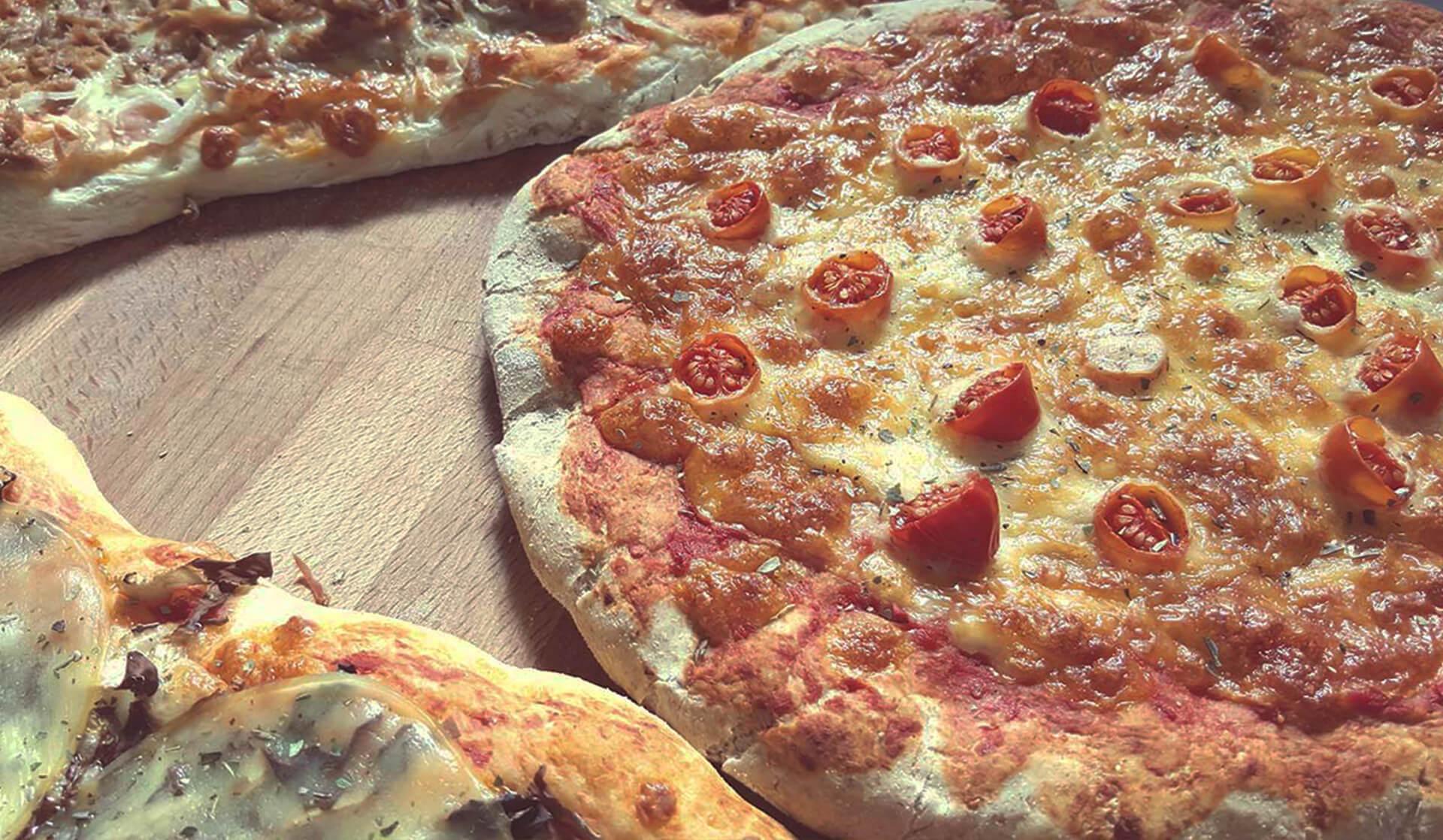 Pizze artigianali