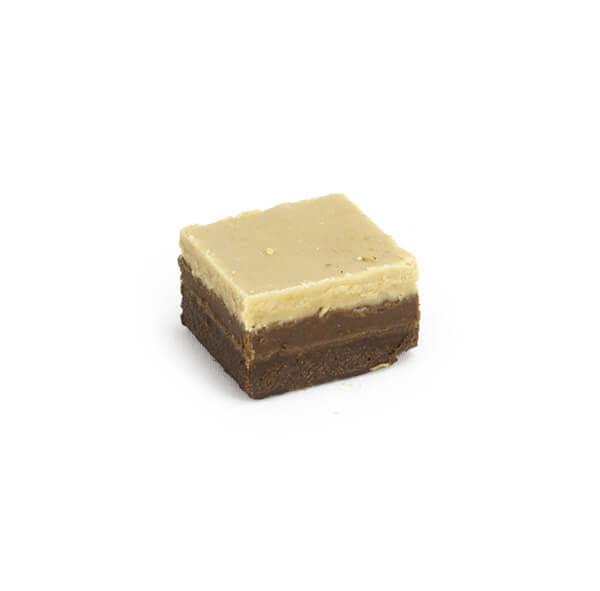 Cremino al triplo cioccolato