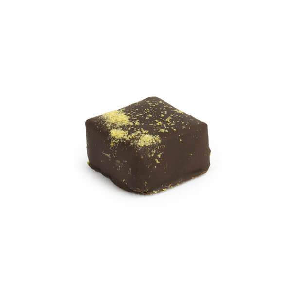Cioccolatino Zenzero e lime
