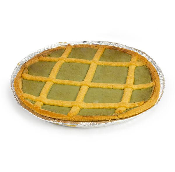 Crostata crema di pistacchio