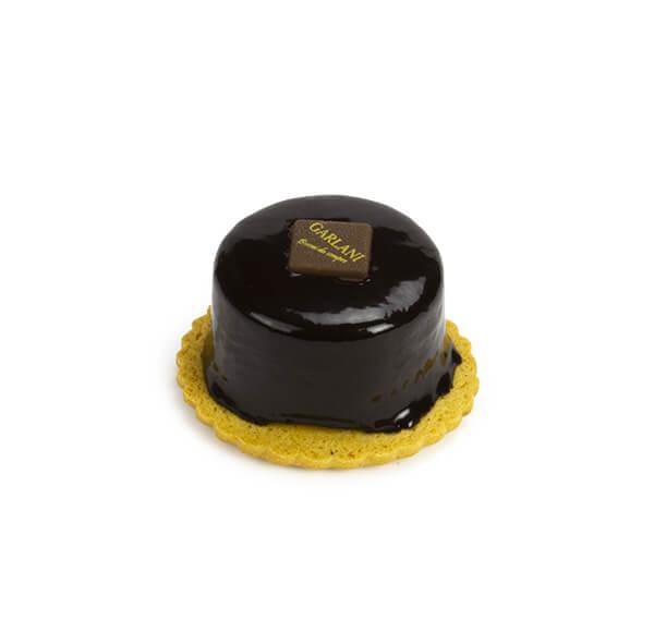 Semifreddo monoporzione ai tre cioccolati