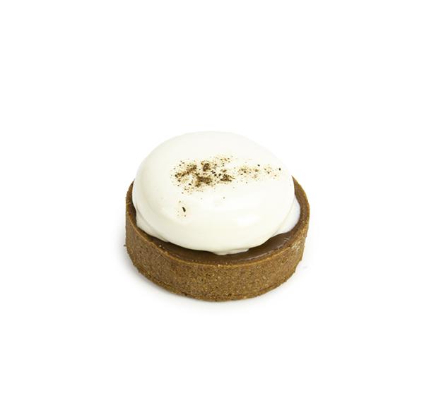 Semifreddo monoporzione alla vaniglia