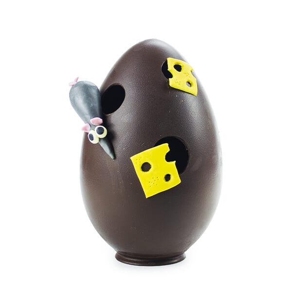 Topolino al cioccolato